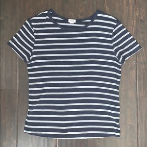 Garage Striped Tee